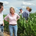 MDB tour - Fiona Nash, Simon Birmingham with Charlie Cay, Warren Truss backgrdx800x800