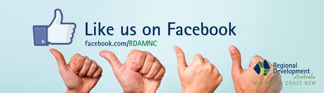 http://www.facebook.com/RDAMNC